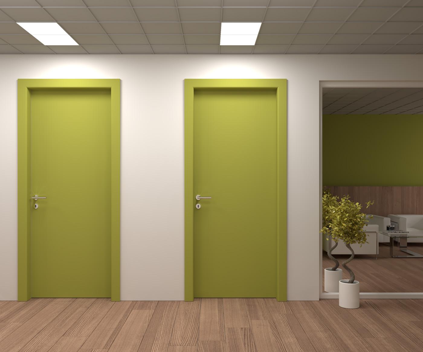 Porte fonoassorbenti,porte fonoisolanti, Porte fonoassorbenti