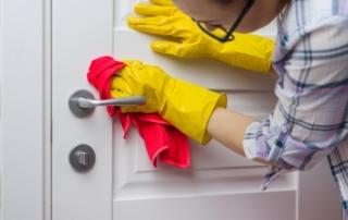 pulizia Guida alla pulizia e manutenzione delle porte interne in legno